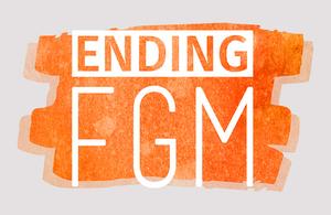 Ending FGM logo