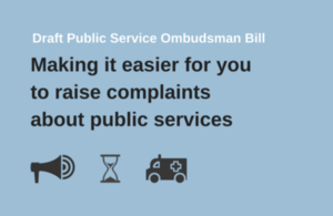 Draft Public Service Ombudsman Bill laid in Parliament