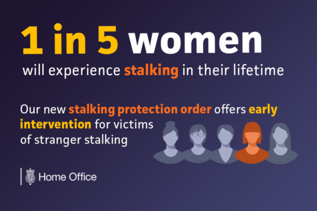 Stalking protection orders