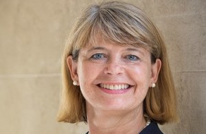 Minister for Defence Procurement Harriett Baldwin