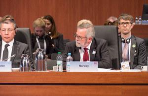 Ambassador Steffen Kongstad