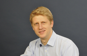 Jo Johnson, Minister for Universtities, Science, Research & Innovation