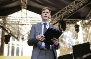 RISEUP السفير جون كاسن خلال قمة