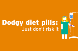 Dodgy diet pills: Just don't risk it