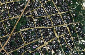 Satellite image Copyright DigitalGlobe