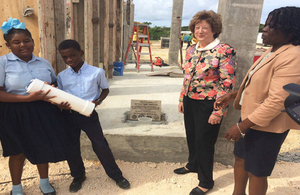 Read the 'Baroness Anelay strengthens UK-Caribbean relationship with visit' article