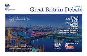 द ग्रेट ब्रिटेन डिबेट 2016