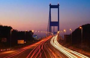 Severn crossing.