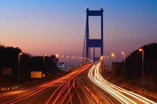 Severn Bridge / Pont Hafren