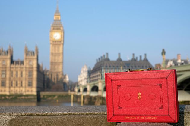 Budget box photo.