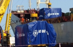 UKEF supports GE Oil & Gas contract with major energy project in Ghana