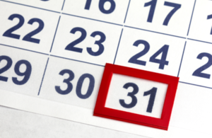 Annual report and accounts deadline date
