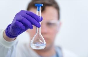 Dstl scientist