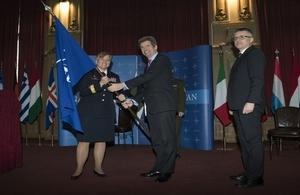NATO CPE handover