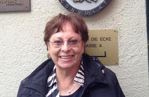 Helga Danmayr MBE