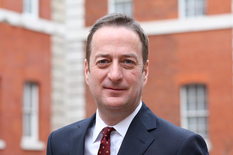 British Ambassador to Israel David Quarrey