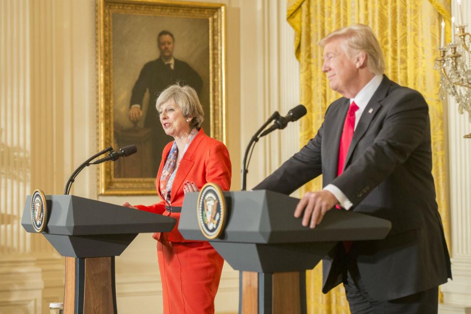 PM and POTUS