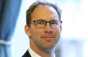 Minister for the Middle East, Tobias Ellwood