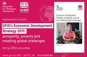 2017 DFID Economic Development Strategy