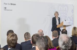British Prime Minister on Brexit