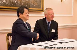 医療研究開発における新たな日英協力