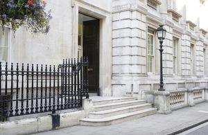 9 Downing Street