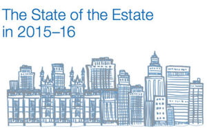 The State of the Estate 2015-16 report cover
