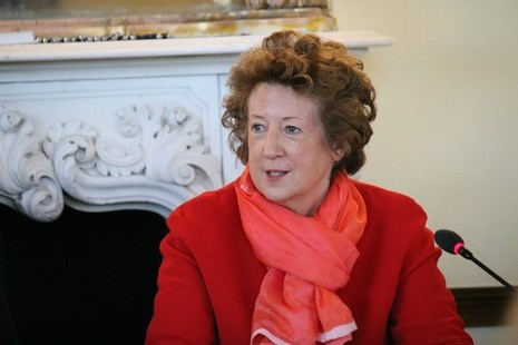 Baroness Anelay opens Wilton Park event on shaping principles