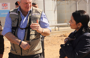 Read the 'Statement from Priti Patel on UN Yemen appeal' article