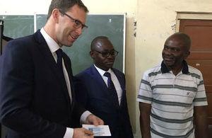 Ellwood in DRC