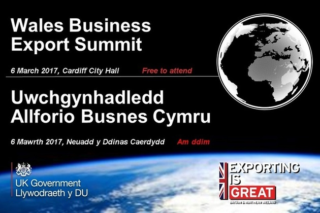 Wales Business Export Summit