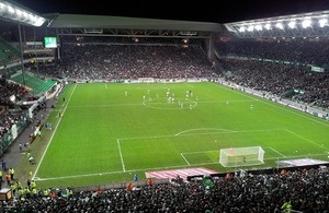 Stade St Etienne