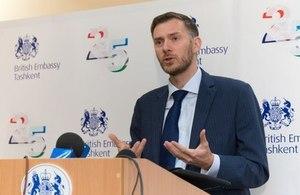 25-летие отношений между Узбекистаном и Великобританией отметили в Ташкенте