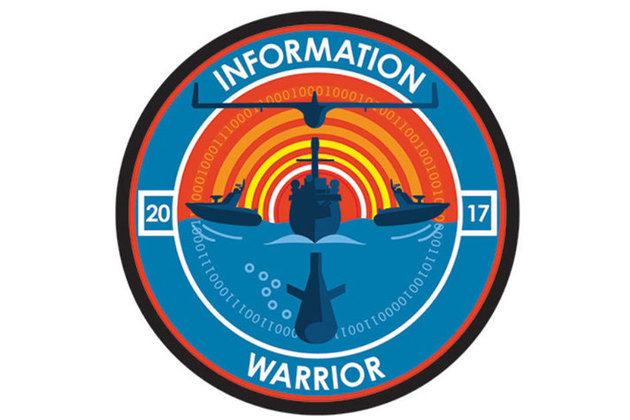 Information Warrior 2017 logo
