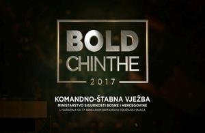 Bold Chinthe 2017