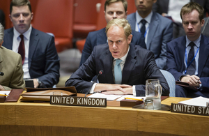 The UK Presidency of the UN Security Council