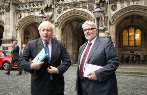Boris and Polish foreign minister