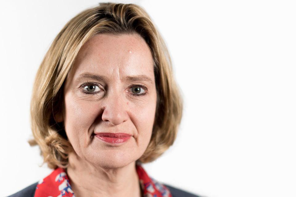 Rt Hon Amber Rudd