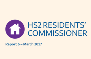 Residents' Commissioner report 6