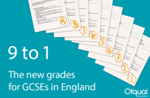 9 to 1: The new grades for GCSEs in England