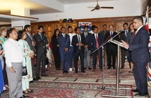 UK Minister Alok Sharma hails long standing friendship with Bangladesh