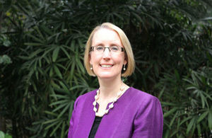 British High Commissioner to Tanzania, H.E Sarah Cooke
