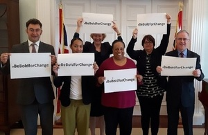 Bermuda marks International Women's Day