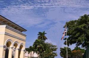 Embajada Britanica en La Habana