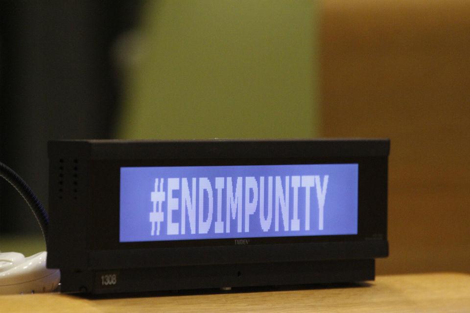End impunity 2