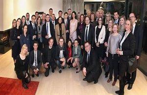 Chevening Alumni Conference in Zagreb
