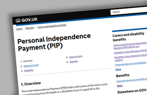The Personal Independence Payment (Amendment) Regulations 2017: SSAC correspondence
