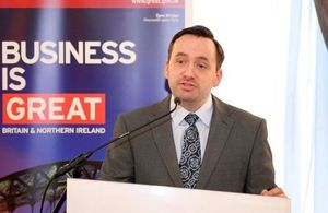Better Regulation event in Croatia - Ian Bishop, Assistant Director from the UK's Better Regulation Executive