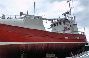 Bianca boat