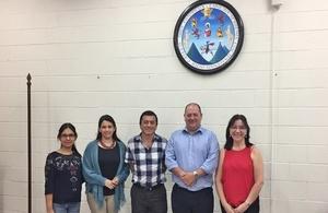 Dr Paul Brickle en Guatemala
